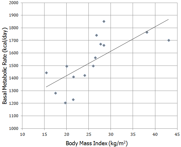 basal metabolic rate of body As you increase muscle mass, your body uses up more energy to maintain its  basic everyday functions, giving your bmr a well-deserved boost so, while  cardio.
